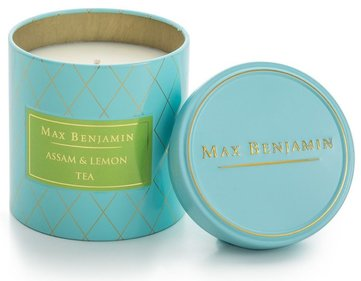 Max Benjamin Tea Collection Assam & Lemon geurkaars