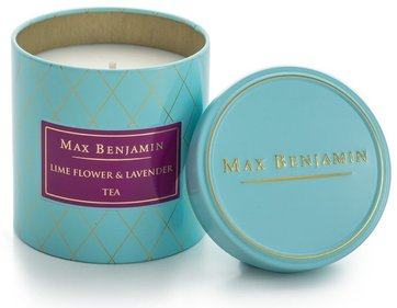 Max Benjamin Tea Collection Lime Flower & Lavender geurkaars