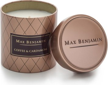 Max Benjamin Coffee & Cardamom Coffee Collection geurkaars