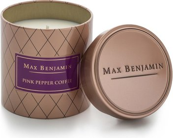 Max Benjamin Pink Pepper Coffee Collection geurkaars