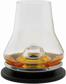 Peugeot Les Impitoyables whiskey glass