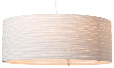 Graypants Drum 36 White hanglamp