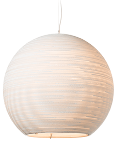 Graypants Sun 32 White hanglamp