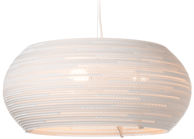 Graypants Ohio 24 White hanglamp