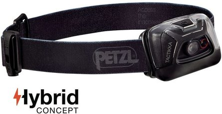 Petzl Tactikka head lamp