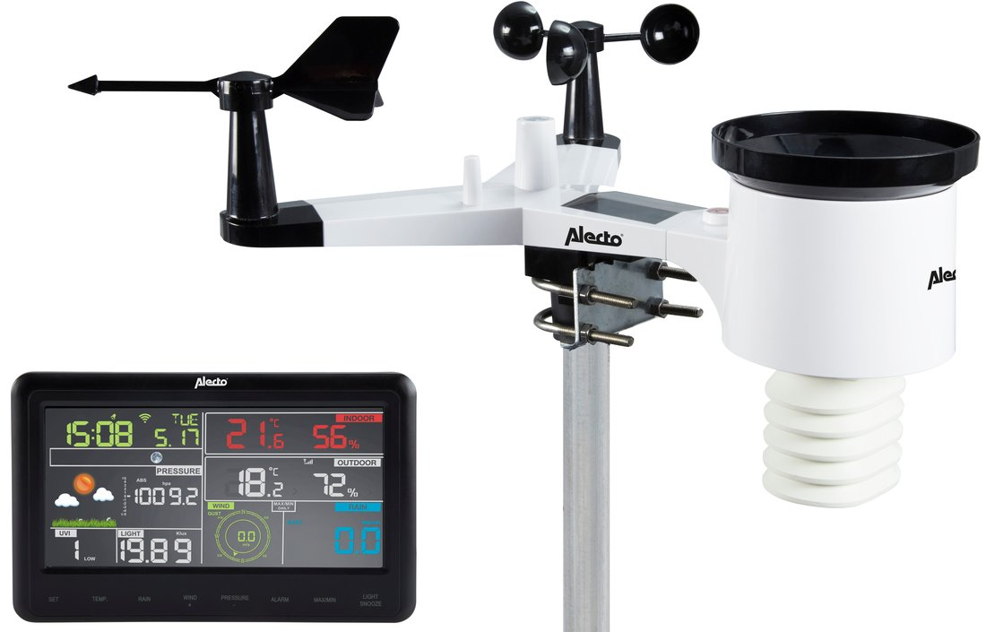 Alecto WS-5500 weerstation
