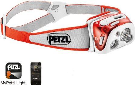 Petzl Reactik Plus Stirnlampe