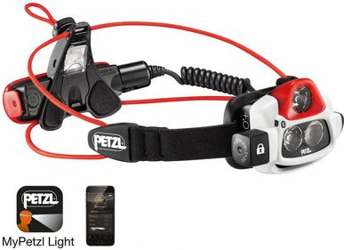 Lampe frontale Petzl Nao Plus
