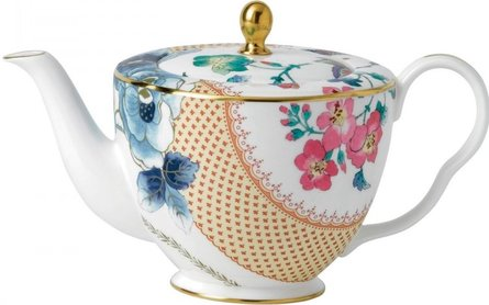 Wedgwood Butterfly Bloom Teekanne
