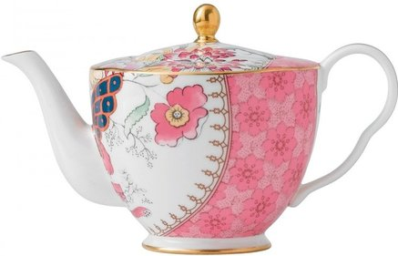 Wedgwood Butterfly Bloom theepot