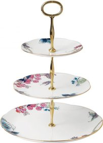 Wedgwood Butterfly Bloom etagère