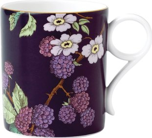 Wedgwood Tea Garden Blackberry cup