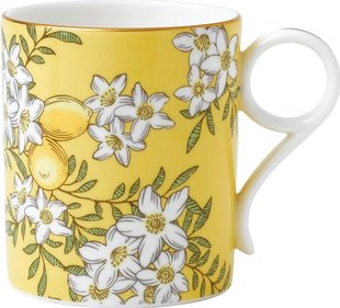 Wedgwood Tea Garden Lemon & Ginger cup