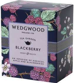 Wedgwood Tea Garden Blackberry tea 60 grams
