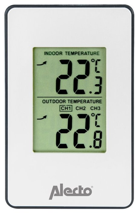 Alecto WS-1050 thermometer