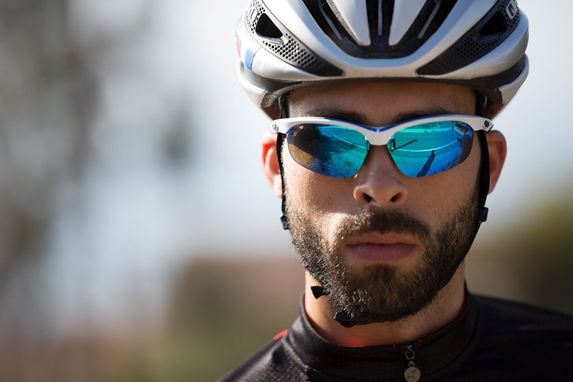 Tifosi Crit Clarion Mirror cycling glasses
