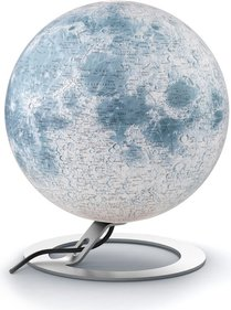 National Geographic Moon globe