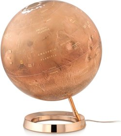 National Geographic Mars Illuminated globe