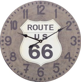 Balance Time Route 66 klok