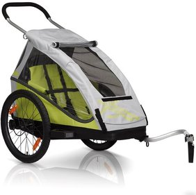XLC 2-in-1 Mono bicycle trailer