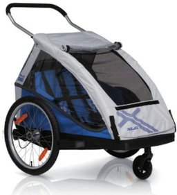XLC Duo bicycle trailer