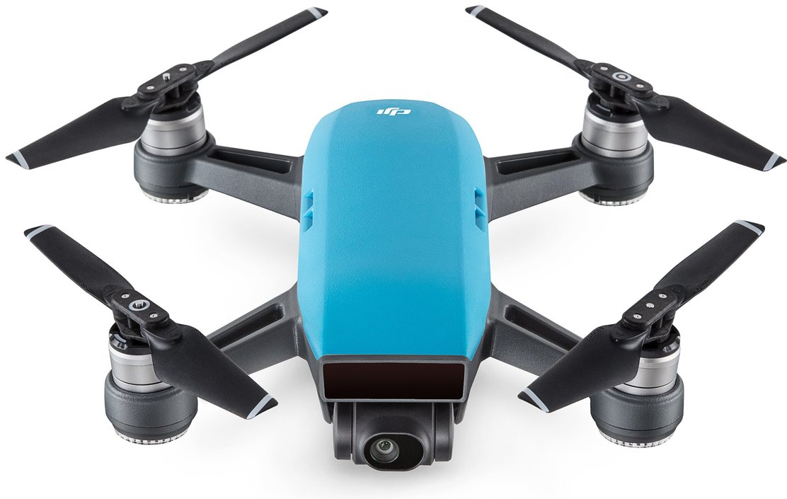 DJI Spark Fly More Combo camera-drone
