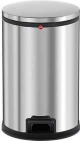 Hailo Pure waste bin 12 liters