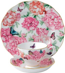 Royal Albert Miranda Kerr 3-piece tea set