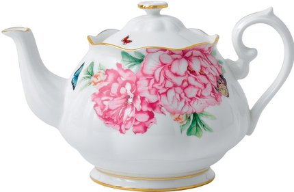 Royal Albert Miranda Kerr teapot