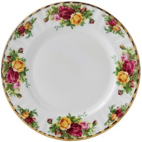 Royal Albert Old Country Roses frukostplatta ö 20cm