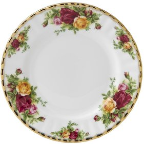 Royal Albert Old Country Roses fruktplatta ö 18cm