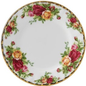 Royal Albert Old Country Roses bakverk tallrik ø 16cm