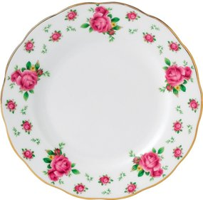 Royal Albert New Country Roses gebakbordje Ø16cm