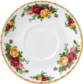 Royal Albert Old Country Roses ontbijtschotel ø 17cm
