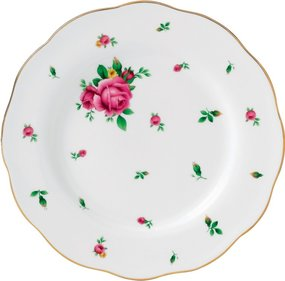 Royal Albert New Country Roses breakfast plate Ø20cm