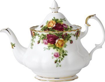 Royal Albert Old Country Roses tekanna