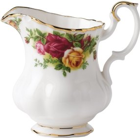 Royal Albert Old Country Roses milk jug