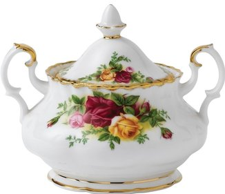 Royal Albert Old Country Roses sugar bowl