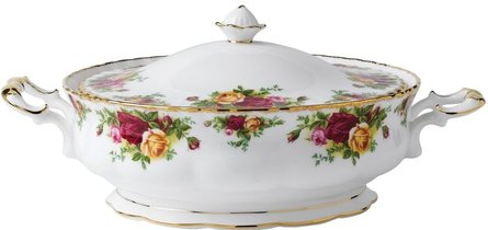 Royal Albert Old Country Roses scale