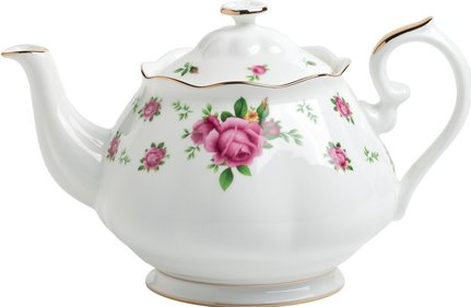 Royal Albert New Country Roses tekanna