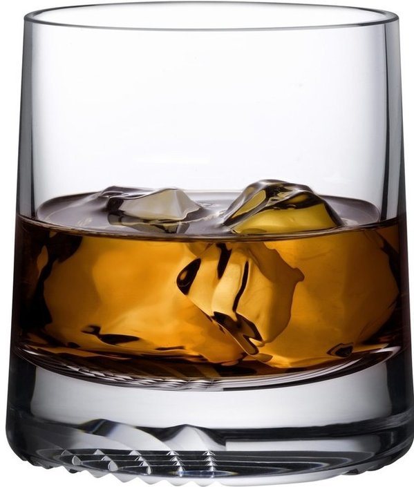 Nude Glass Alba whiskeyglas - set van 2
