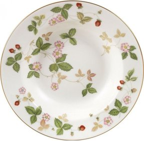 Wedgwood Wild Strawberry diep bord Ø 20cm