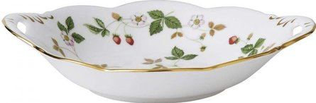 Wedgwood Wild Strawberry saladeschaal