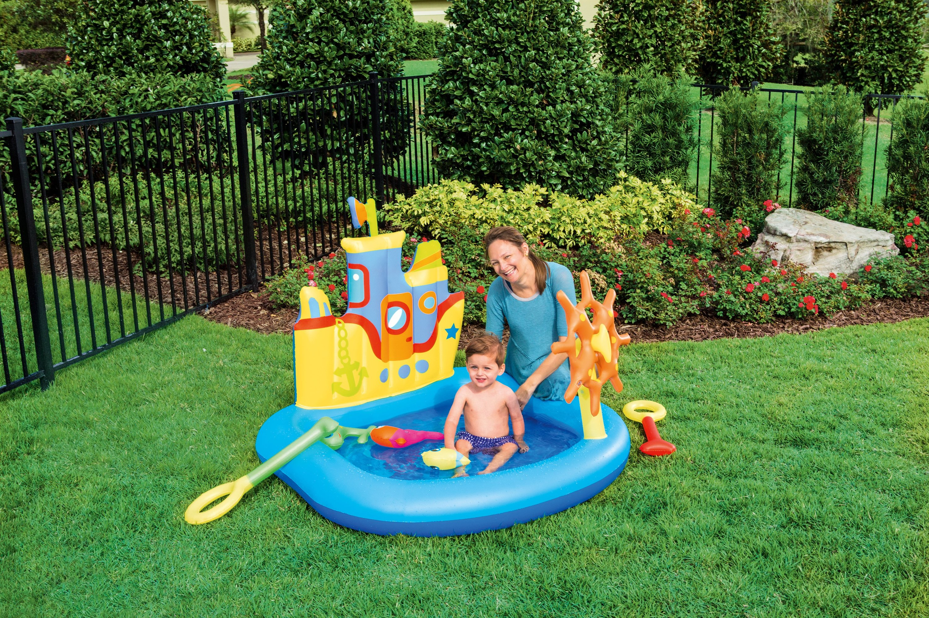 Bestway Playcenter tug children's pool