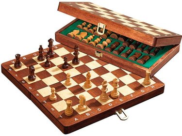 Philos Deluxe Magnetic Voyage Chess Set