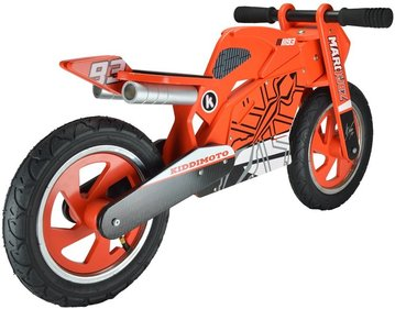 Kiddimoto Superbike Marc Marquez kinder loopfiets