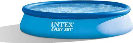Intex Easy Set Pool 396 cm inflatable pool