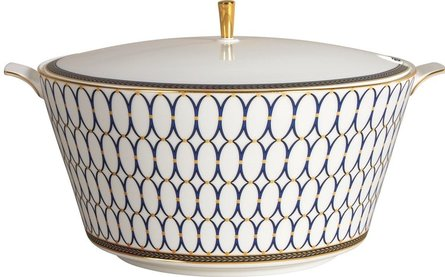 Wedgwood Renaissance Gold soup tureen