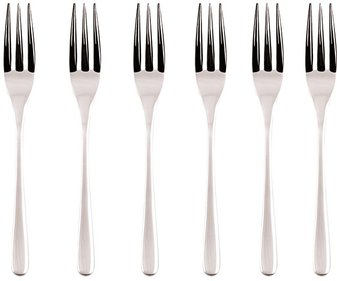 Sambonet Taste pastry fork - set of 6