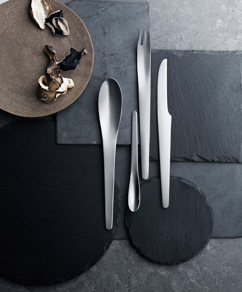 Georg Jensen Arne Jacobsen cutlery set